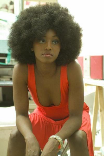 Cheveux-afro-entretien