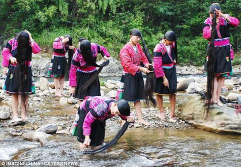 huangluio-chine-long-cheveux-riz-pousse