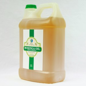 l'huile de moringa