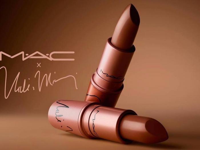 MAC x co Nicky Minaj: les nouveaux lipsticks nude qu'on va aimer