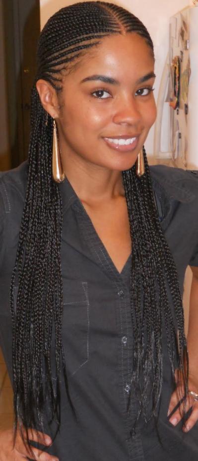 Entretien de cheveux afro