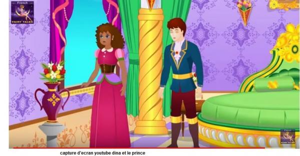 dina et le prince