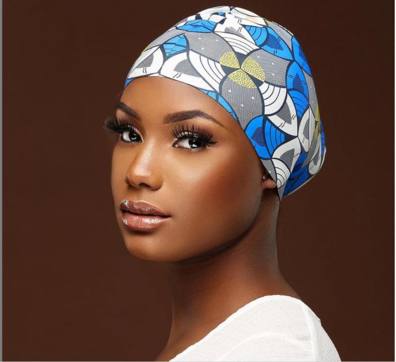 Tia's cap bonnets en silicone