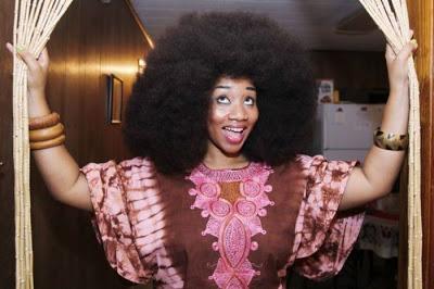 Aevin dugas plus grande afro du monde 20