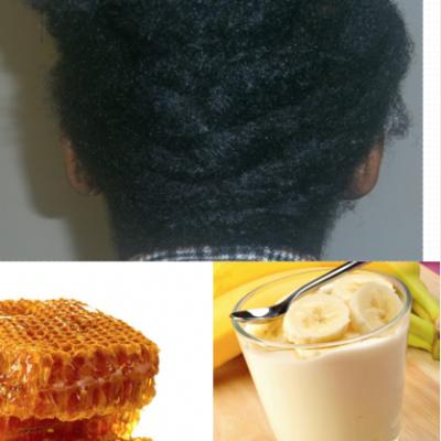 Cheveux peu poreux