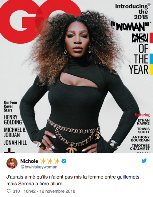serena williams gq magazine