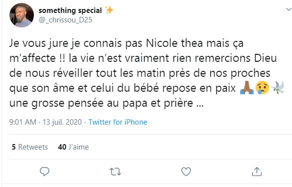 nicole thea tv