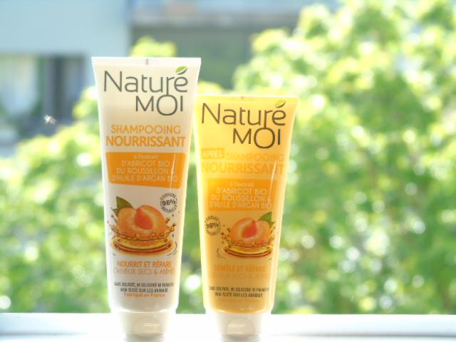 shampoing naturé moi