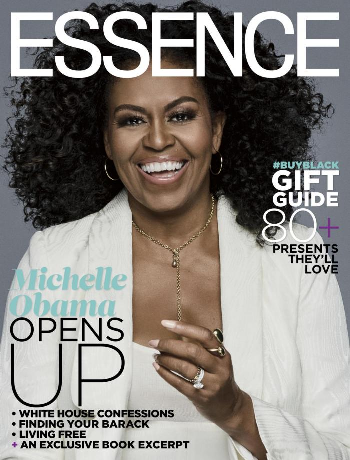 Essence michelle obama cover
