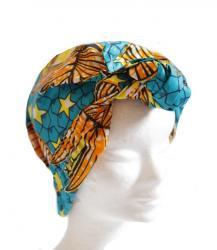 Turban chapeau