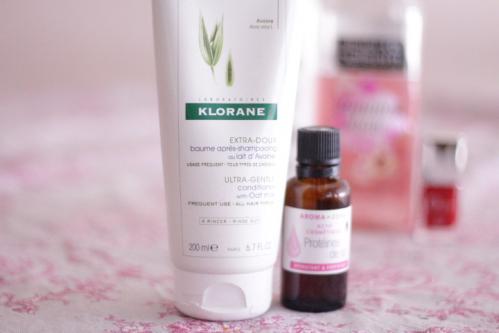apres shampoing protéiné