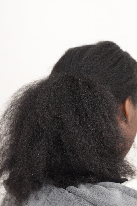 cheveux afro