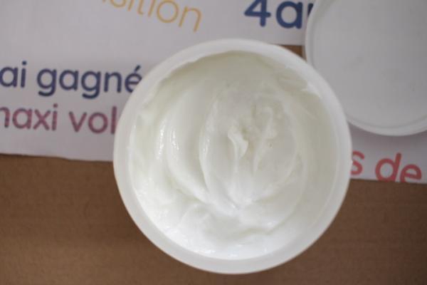 creme hydratante pour cheveux peu poreux