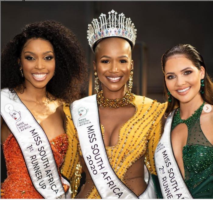 Miss afrique du sud 3