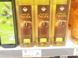 l'huile de Noix pour les cheveux