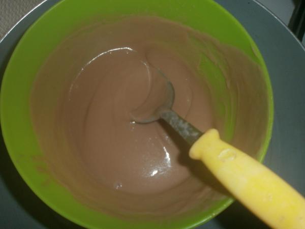 masque hydratant au chocolat