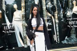 Rihanna fenty puma bergdorf goodman 2
