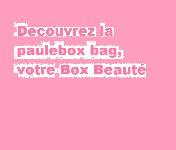 la paulebox bag
